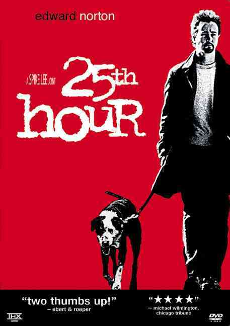 25TH HOUR BY NORTON,EDWARD (DVD)